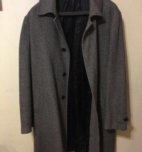 Пальто мужское 58 размер Ritter
