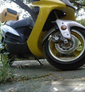 Corando racing 125cc