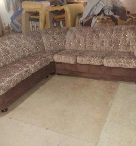 Реставрация мягкай мебели