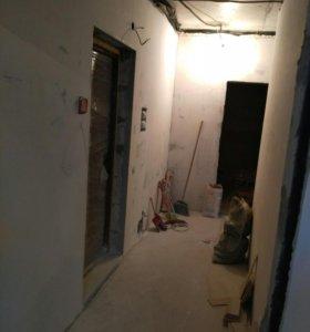 Ремонт квартир, офисов, коттеджей, под ключ.