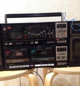 Магнитофон Panasonic rx-cw 200l