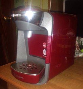 Кофеварка bosch капсульного типа
