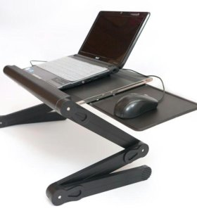 Столик-трансформер для ноутбука.