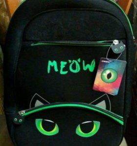 Рюкзак школьный новый