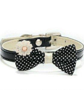 Ошейник Pet Shop галстук-бабочка для кошек и собак