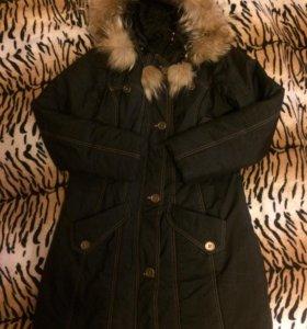 Пальто женское  размер 46-48.