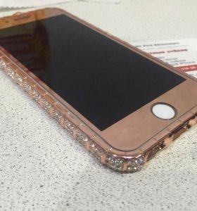 iPhone зеркальные наборы
