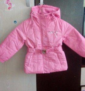 Новые куртки Zeplen