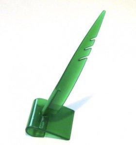 Ручка перо на подставке