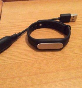 Фитнес-браслет Xiaomi Mi Band Style б/у