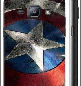 2 чехла для телефона Samsung Galaxy J2 2016