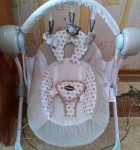 Электро-Качели для малышей