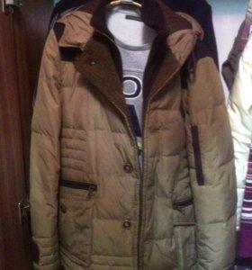 Продам мужскую куртку осень зима