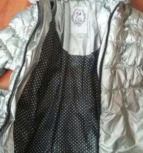 Куртка весенняя 110