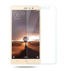 🔥 Защитное стекло на Xiaomi Redmi 3/3S, противоуд