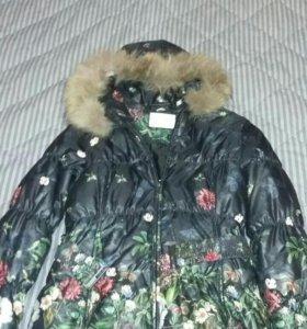 Куртка зимняя фирмы Sela