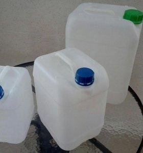 Новые канистры для воды