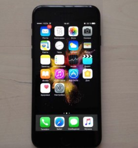 "iPhone 7 128 GB ""Jet Black"""