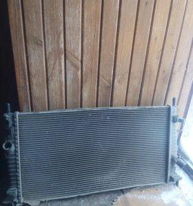 Радиаторы форд фокус—2