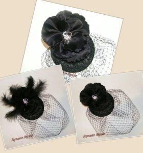 Коктельная шляпка