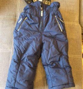 Детские болоньевые штаны , новые, тел 89828238479