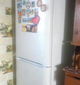 Холодильник Бирюса 2х камерный