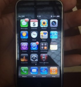 iPhone 2 g