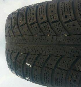 1 зимняя шина 215/55/r16