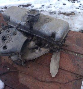 Двигатель на москвич 1.8л