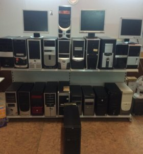 Компьютеры 2 ядра для игр и работы