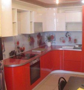 Кухонный гарнитур МДФ-0386