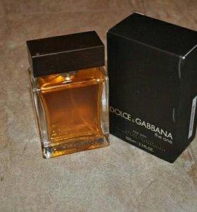 Dolce мужской парфюм