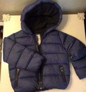 Куртка детская тёплая Outerwear boys Новая