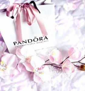 Браслеты и шармы Pandora