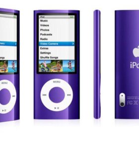 Плеер Apple iPod Nano 5th 8G/Purple