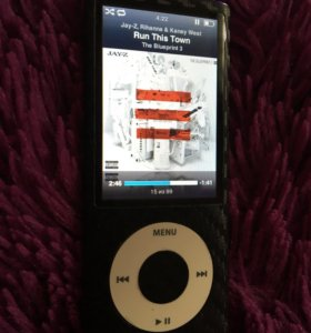 Плеер Apple iPod Nano 5th 8G/Purple