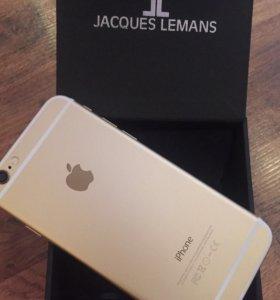 iPhone 6 золотой 64гб