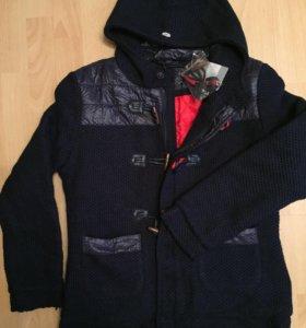 Стильная ветровка - пальто