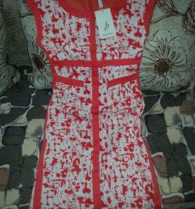 Платье новое(возможен обмен)