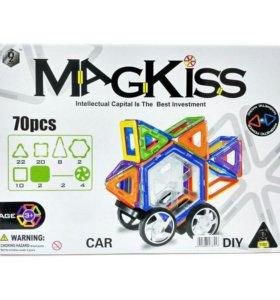 Магнитный конструктор MagKiss в наличии в Уфе