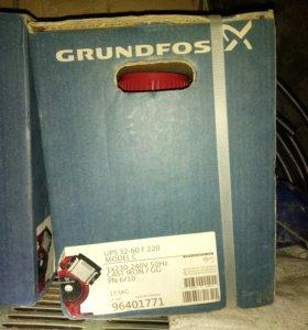 Циркуляционный насос Grundfos UPS 32-60 F 220 V