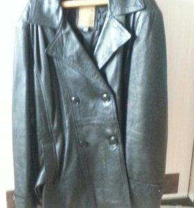 Куртка кожанная (натуральная )