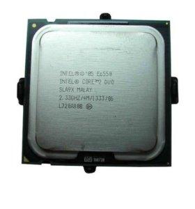 Процессор Intel Pentium Core2 Duo E6550