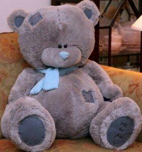 Большие мягкие медведи с бесплатной доставкой