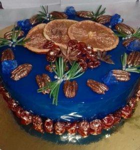 Тортики и прочие сладости