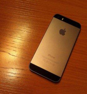 СРОЧНО ПРОДАМ iPhone 5s 32 gb origin