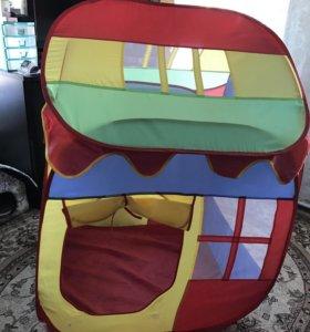 Домик -палатка игровой складной