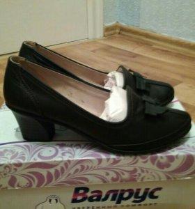 Женские туфли фирмы Валрус