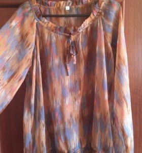 Блузка 👚 шифоновая