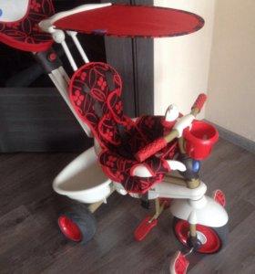 Трехколёсный велосипед  smartTrike